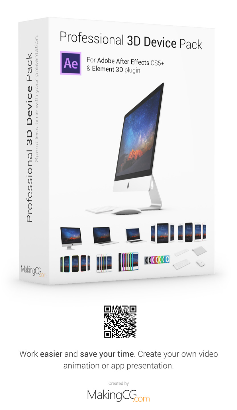 Apple Watch 3D Models